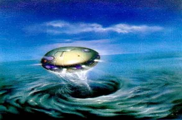 Los Osnis y las bases submarinas extraterrestres