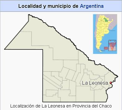 ¿Platillo volador en La Leonesa? (Chaco, Argentina)